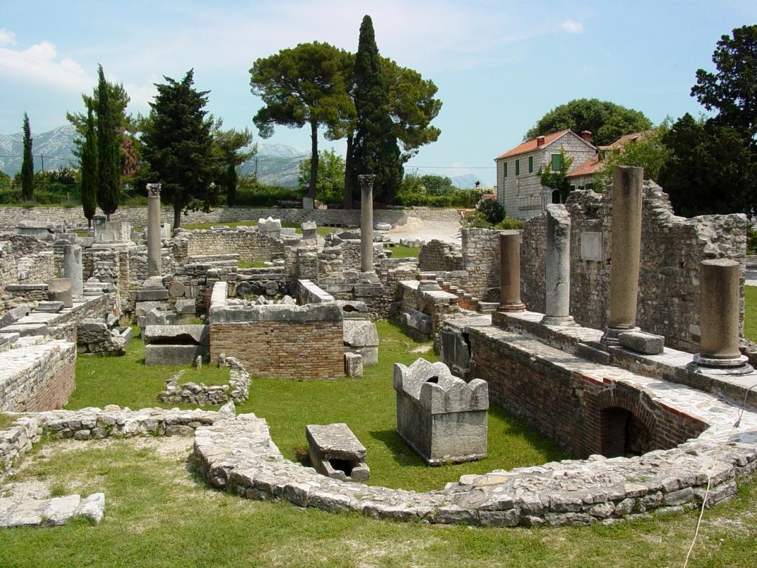 História a dejiny Chorvátska