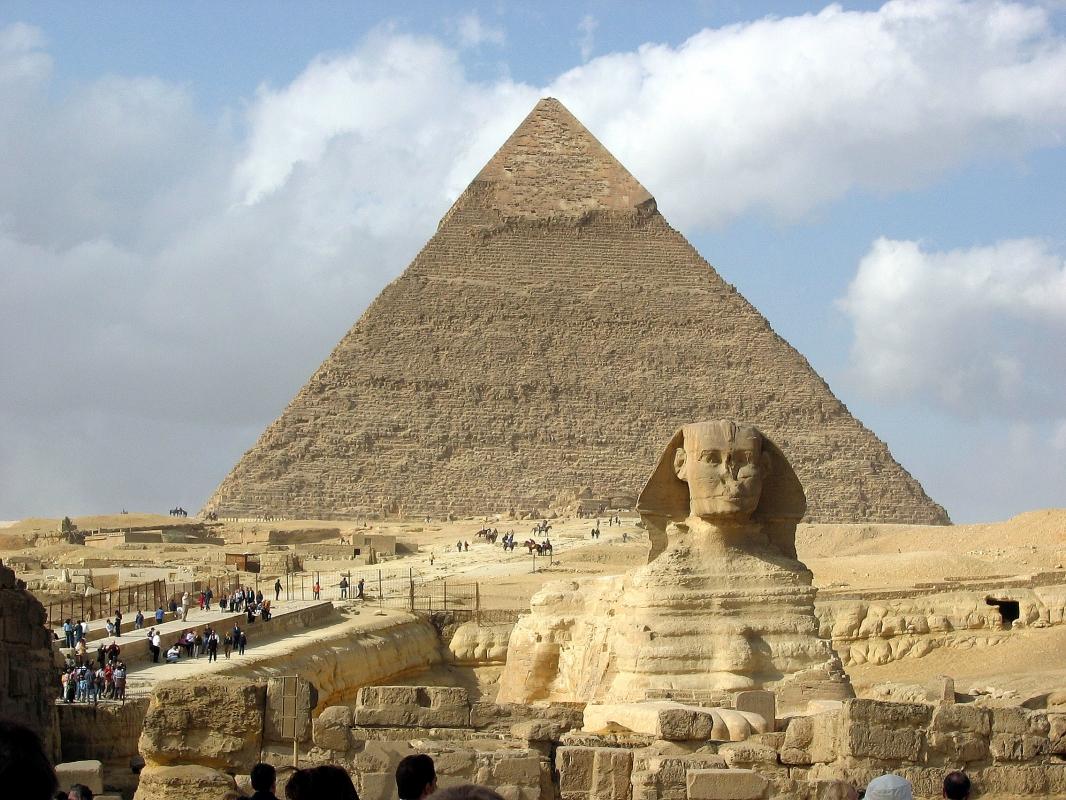História a dejiny Egypta