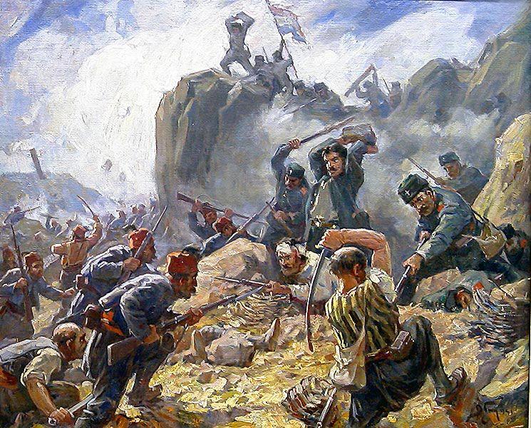História a dejiny Bulharska