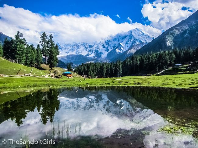 Fairy Meadows 3300 mnm